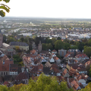 Weinheim an der Bergstraße